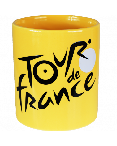 Mug Tour de France Logo  Jaune