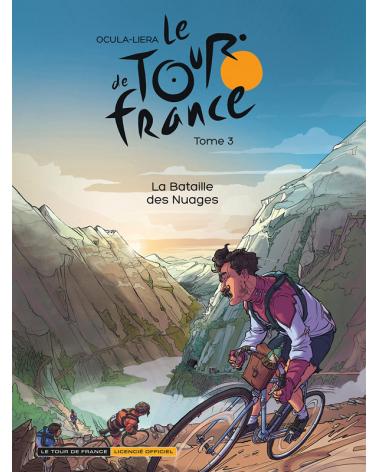 BD Tour De France Tome 3 : La Bataille des Nuages