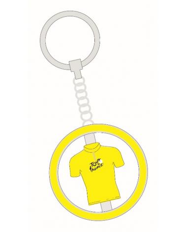 Porte-Clés Tour de France Maillot Jaune