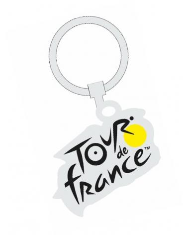 Porte-Clés Tour de France Métal Logo