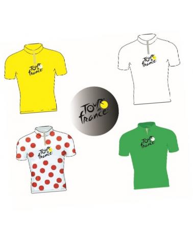 Set de 5 Pin's Tour de France
