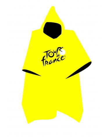 Poncho Tour de France Cape de Pluie