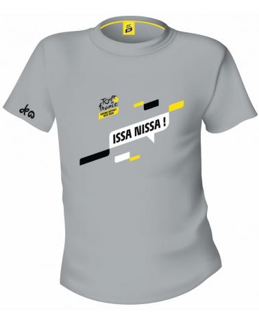 T-shirt Tour de France Parcours NICE Homme