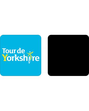Sous verre Tour de Yorkshire Sous-Chope Bleu