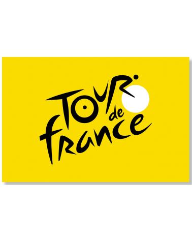 Drapeau Supporter Tour de France Jaune